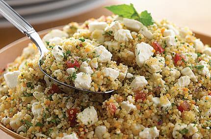 feta couscous salad recipe
