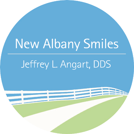 New Albany Smiles Logo